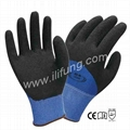 13G Polyester/Nylon Latex Glove 1