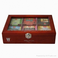 wooden tea box,wooden box,wooden gift box