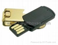Swivel USB Flash Drive ,U disk,U drive,U flash disk