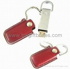 Leather USB Flash Drive,U disk,U driver,U flash disk