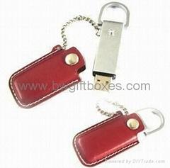 Leather USB Flash Drive,U disk,U driver,U flash disk