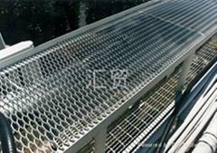 钢板网平台