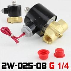brass body solenoid valve