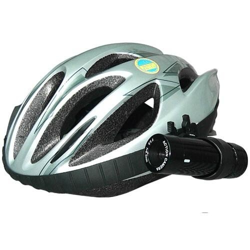 helmet camera with Built in Lithium rechargeable Battery 3