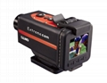 underwater camera with LCD screen 2
