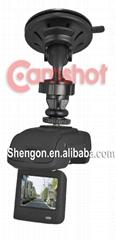 G-sensor car camera
