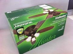 Paper Packaging Box for Celing Fan