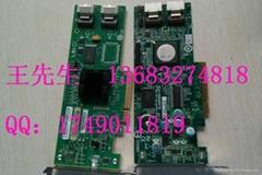 全新LSI  SAS  3081E陣列卡行貨