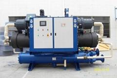 优质水冷式螺杆冷水机组