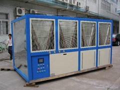 高能效风冷式螺杆机组