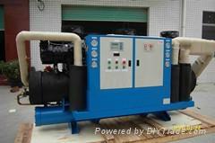 低能耗超低温冷水机