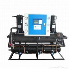 优质满液式螺杆冷水机组