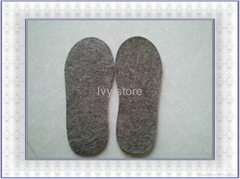 wool felt insoles