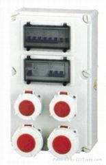工業配電箱