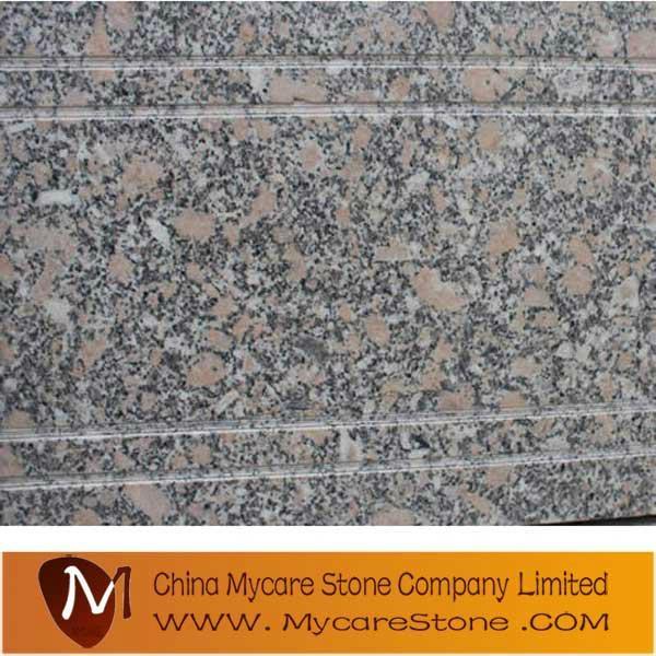 G687 Granite step 1
