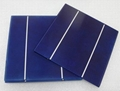 Low Efficiency Poly Solar Cell for Solar panels 156mm*156mm