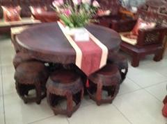 老挝大红酸园台