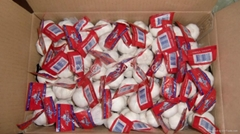 Normal White Garlic 3pc/mesh bag packing*