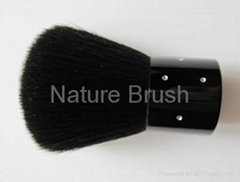 popular kabuki brush with black BJF goat hair