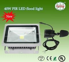 PIR LED氾光燈