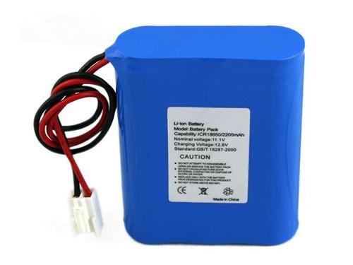 监护仪锂电池图片