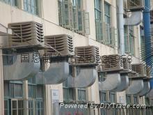 化工廠車間降溫設備 5