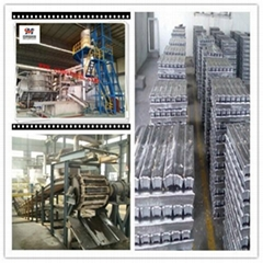 secondary aluminium production