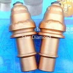 3050 Mining Pick PDC Conical Bits For Rotary Drilling Machine