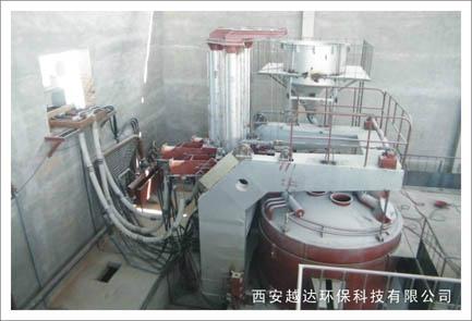 5吨电弧炉 1