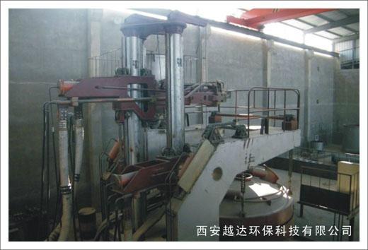 15吨电弧炉 1
