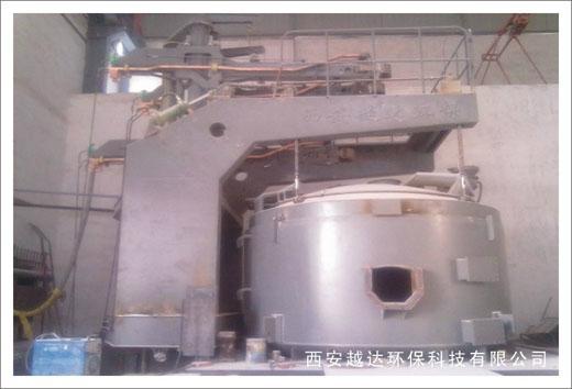 30吨电弧炉 1