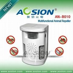 PIR Ultrasonic Animal Repeller