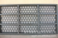 Steel frame screen(2or3-layer stainless steel wire cloth)