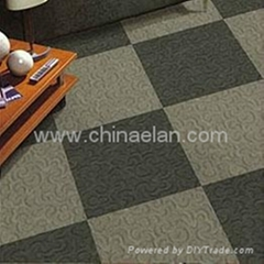 Cut & loop pile tufted carpet  polypropylene