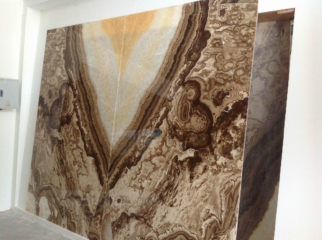 Onyx Book Match China Marble Slate Marble Granite