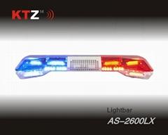 low profile LED flash Lightbar (AS-2600LX)