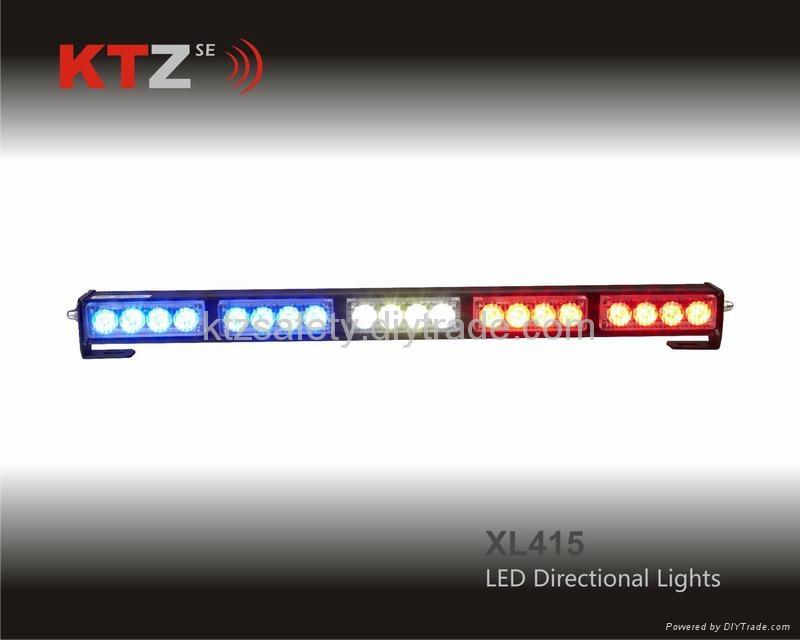 LED traffic advisor signal directional warning lights 1