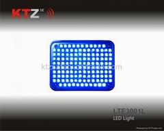 DC12V 24V ambulance exterior LED perimeter flash lights (LTE3001L)