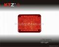DC12V 24V ambulance exterior LED perimeter flash lights (LTE3001L)   2