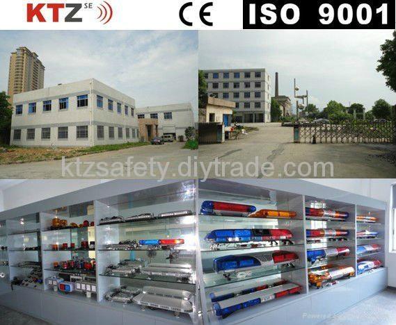 DC12V 24V ambulance exterior LED perimeter flash lights (LTE3001L)   3