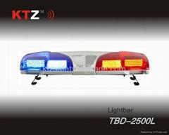 police car LED flashing bright strobe Lightbar (TBD-2500L)