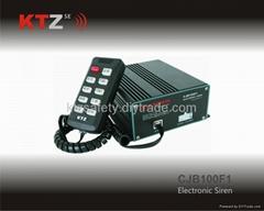 100W police electric horn siren (CJB100F1)