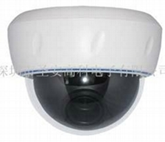 130万高清网络监控半球摄像机