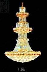 客廳水晶吊燈
