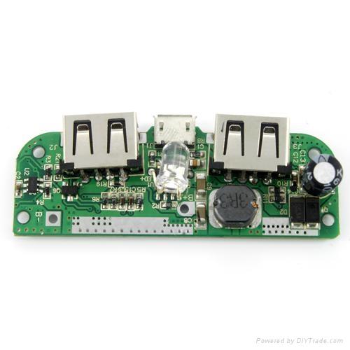 移动电源PCBA板 1