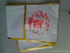 淄博厂家禄本生产殡仪馆专用陶瓷纤维寿毯