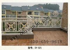 別墅樓梯欄杆