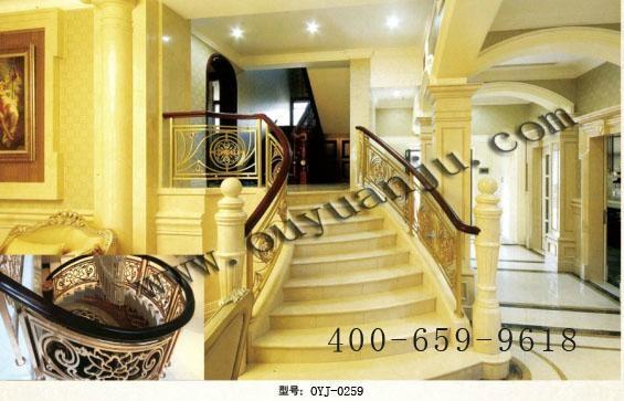 别墅楼栏杆-欧式风格