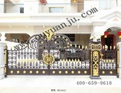 歐式別墅庭院大門