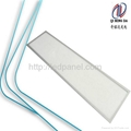 2013 hot selling shower room acrylic 30*120cm recessed led light panel price